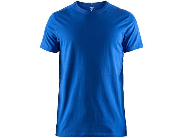 Craft Deft 2.0 Camiseta Hombre, sweden blue
